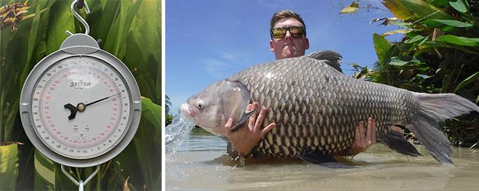 Fishing resort in Thailand