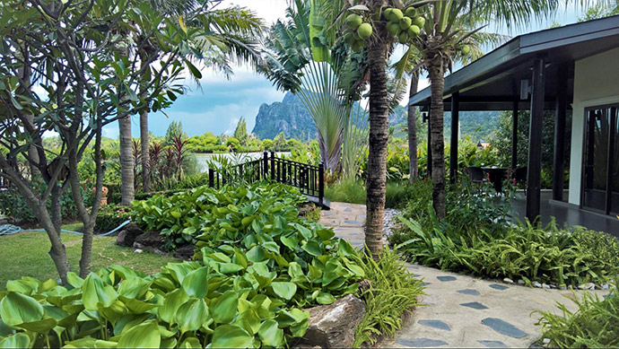 fishing resort thailand