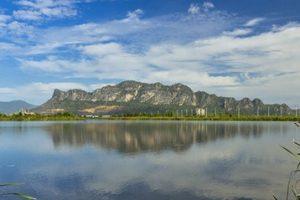 Jurassic Mountain Resort & Fishing Park 10