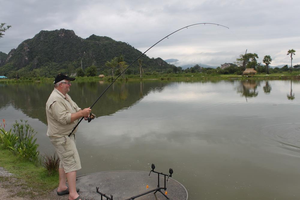 thailand fishing sport