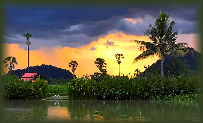 fishing resort thailand