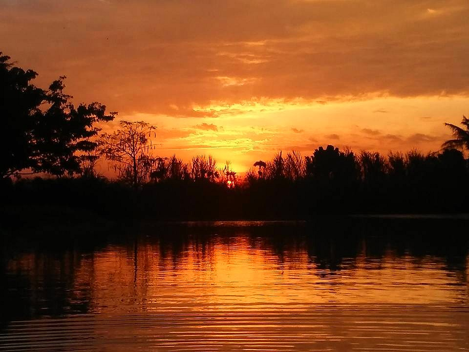 fishing lake thailand