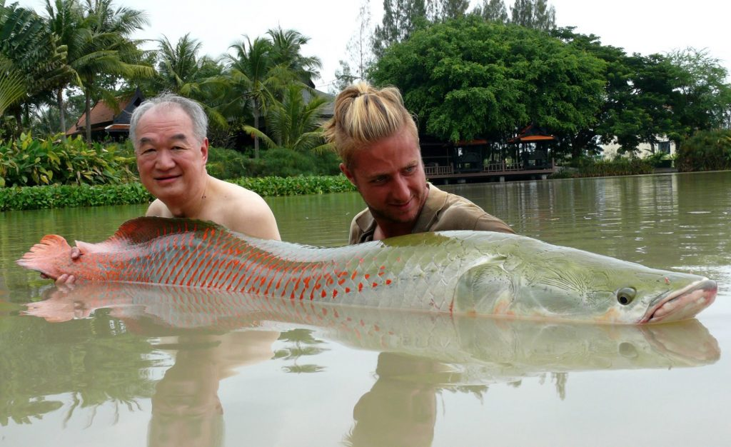 Fishing in Thailand - November 2019 12