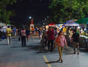 Cha Am Night Market 8