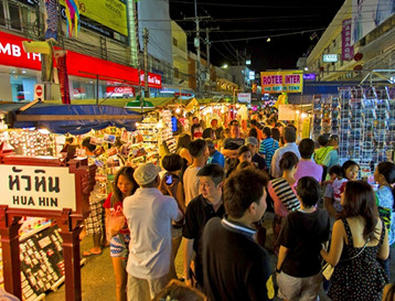 Hua Hin Night Market 2