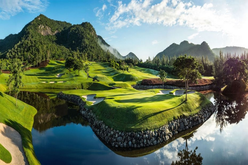 Burapha Golf Club - Bespoke Thailand Travel