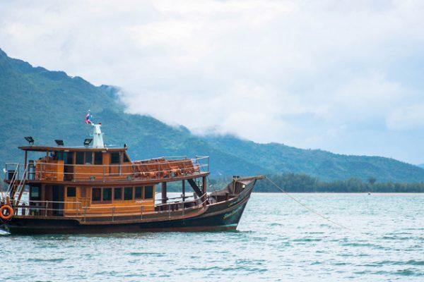 Siam Sea-cret boat tour 15