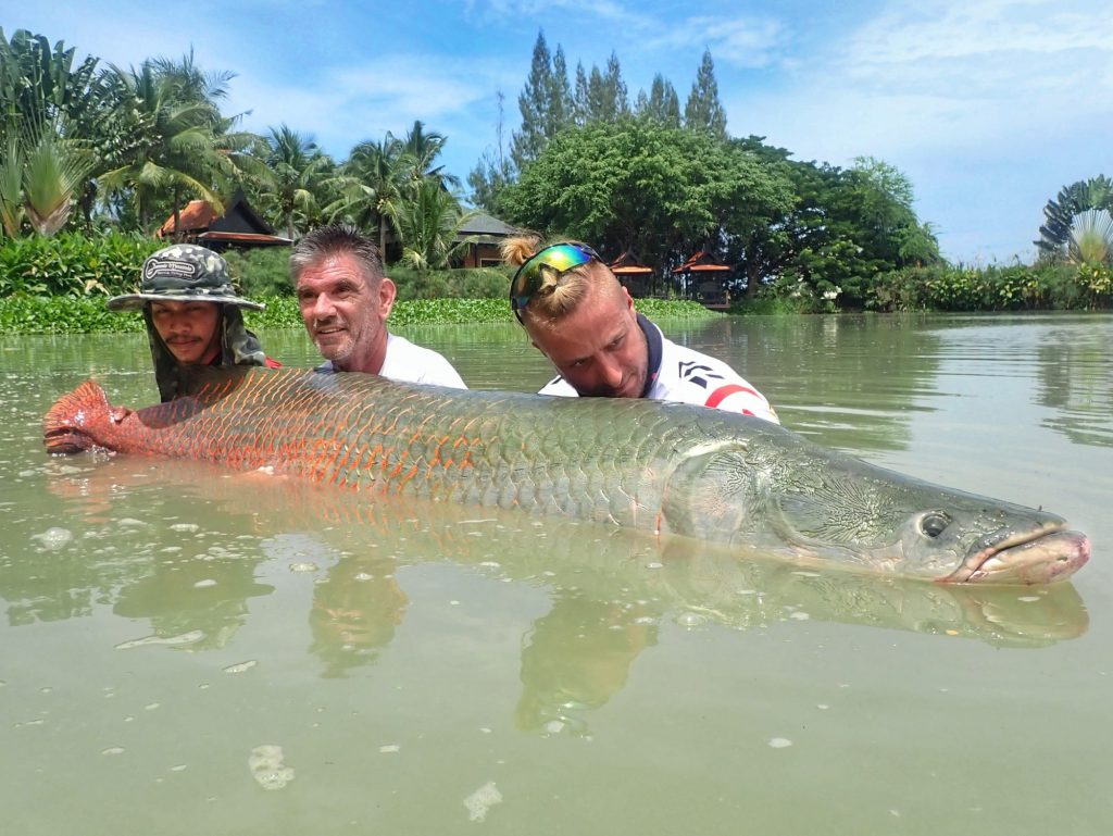 Fishing in Thailand - August 2020 9