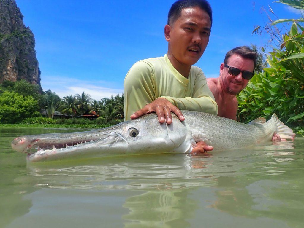 Fishing in Thailand - September 2020 8