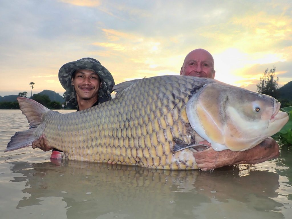 Fishing in Thailand - October 2020 1