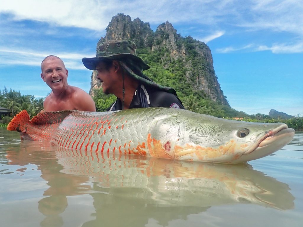 Fishing in Thailand - October 2020 5