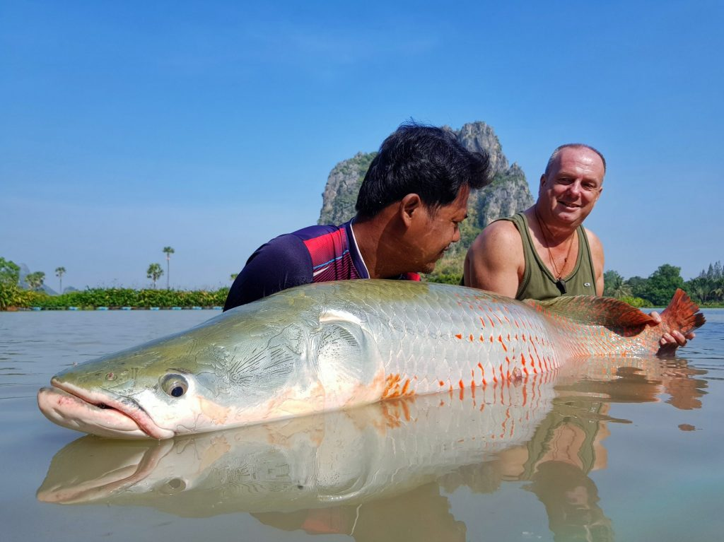 Fishing in Thailand - December 2020 3