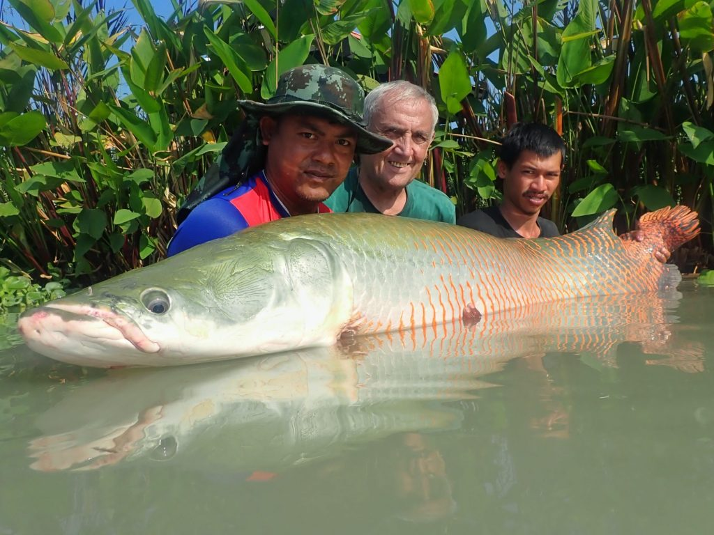 Fishing in Thailand - January 2021 1