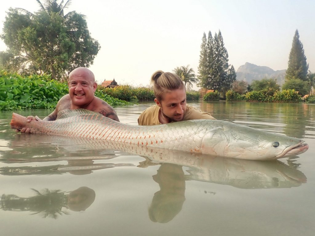 Fishing in Thailand - February 2021 2